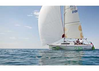 Rent a sailboat in Marina Izola - Elan 210