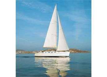 Louer voilier à Alimos Marina Kalamaki - Beneteau Cyclades 39.3 (3Cab)