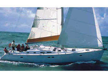 Rent a sailboat in Ece Marina - Oceanis 473 (3Cab)