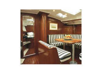 Chartern Sie segelboot Oceanis 473 (3Cab) in Fethiye, Türkei