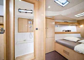 Chartern Sie segelboot Bavaria Cruiser 45 (4Cab) in Fethiye, Türkei