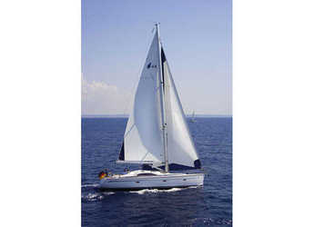 Chartern Sie segelboot Bavaria 44 Vision in Fethiye, Türkei