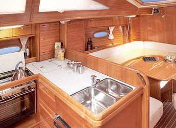 Alquilar velero Bavaria 44 Vision en Fethiye, Turquia
