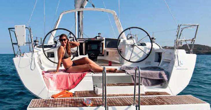Alquilar velero Oceanis 41 (3Cab) en Fethiye, Turquia