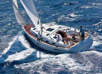 Rent a sailboat in Fethiye - Bavaria Cruiser 40 (3Cab)