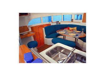 Alquilar catamarán Lagoon 380 (3Cab) en Fethiye, Turquia