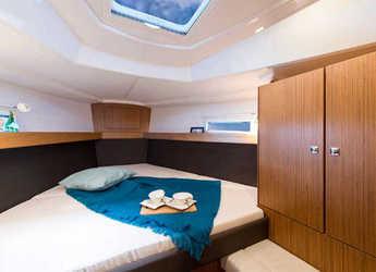 Chartern Sie segelboot Bavaria Cruiser 37 (3Cab) in Fethiye, Türkei