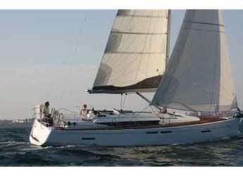 Rent a sailboat in Ece Marina - Sun Odyssey 409 (3Cab)
