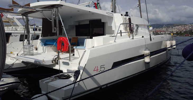 Alquilar catamarán Bali 4.5 en Port Lavrion, Lavrion