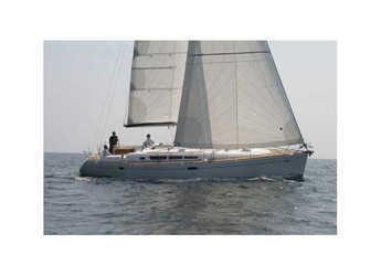 Louer voilier Sun Odyssey 45 (4Cab) à Chalkidiki / Porto Carras, Greece