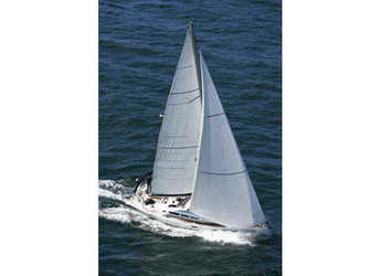 Rent a sailboat Sun Odyssey 45 (4Cab) in Chalkidiki / Porto Carras, Greece