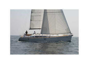 Rent a sailboat in Chalkidiki / Porto Carras - Sun Odyssey 45 (4Cab)