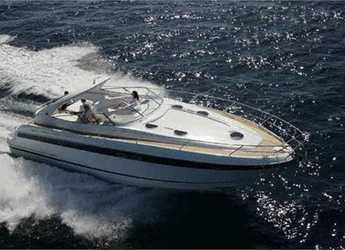 Rent a yacht in Marina Gouvia - Bavaria 42 Sport