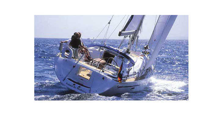 Rent a sailboat Bavaria 42 Cruiser (3Cab) in Skiathos , Skiathos