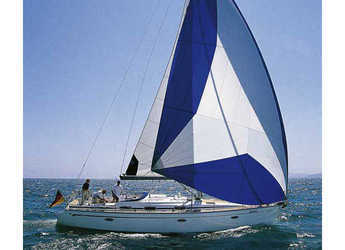 Rent a sailboat in Skiathos  - Bavaria 42 Cruiser (3Cab)