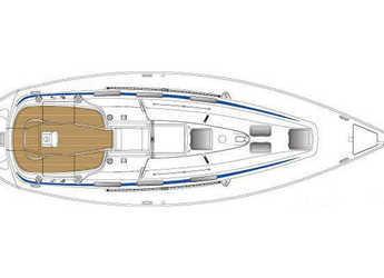 Alquilar velero Bavaria 36 Cruiser (3Cab) en Skiathos , Skiathos