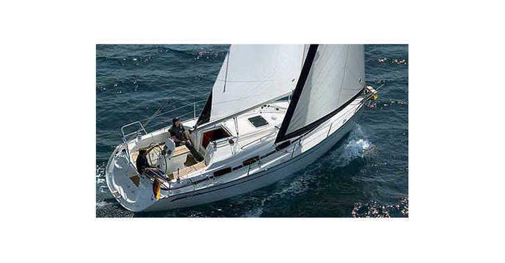 Rent a sailboat Bavaria 32 (2Cab) in Skiathos , Skiathos