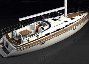 Rent a sailboat Bavaria 51 Cruiser (5Cab) in Volos, Volos