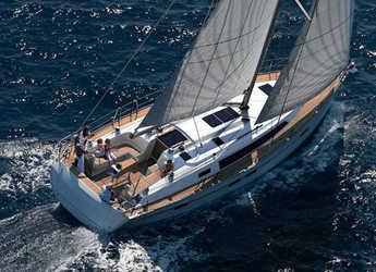 Rent a sailboat Bavaria Cruiser 46 (4Cab) in Volos, Volos