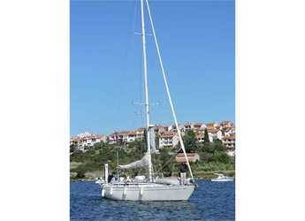 Rent a sailboat in Pula (ACI Marina) - Swan 43 (2Cab)