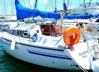 Rent a sailboat in Pula (ACI Marina) - Comet 860 (2cab)