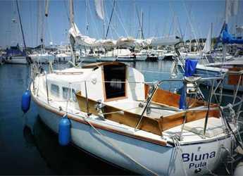 Rent a sailboat in Pula (ACI Marina) - Contest 27