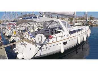 Rent a sailboat in Marina Gouvia - Oceanis 48 (5Cab)