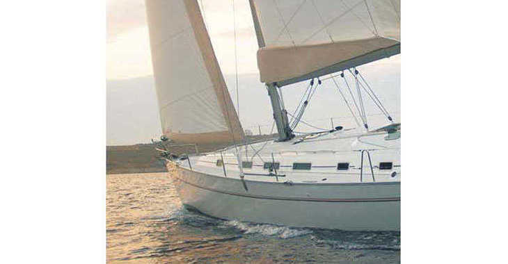 Alquilar velero Beneteau Cyclades 43.4 (4Cab) en Alimos Marina Kalamaki, Atenas