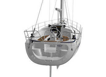 Rent a sailboat in Alimos Marina Kalamaki - Bavaria 33 Cruiser (2Cab)