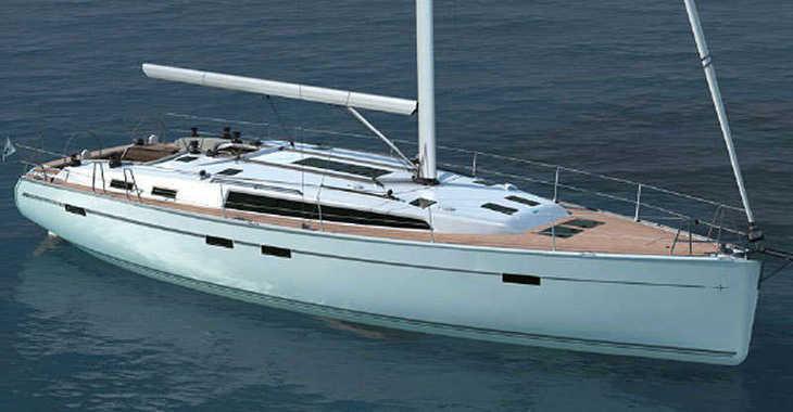 Rent a sailboat in Lefkas Nidri - Bavaria Cruiser 51 (5Cab)
