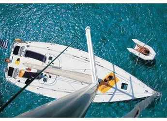 Rent a sailboat in Lefkas Nidri - Beneteau Cyclades 39.3 (3Cab)