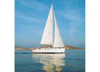 Rent a sailboat in Alimos Marina Kalamaki - Beneteau Cyclades 39.3 (3Cab)