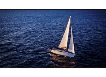 Rent a sailboat in Marina Gouvia - Sun Odyssey 389 (3Cab)