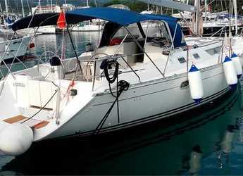 Rent a sailboat in Montenegro / Bar - Sun Odyssey 45.1 (4Cab)