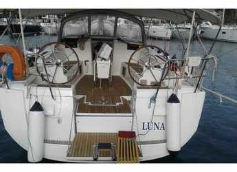 Rent a sailboat in Montenegro / Bar - Sun Odyssey 439 (4Cab)