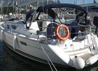 Rent a sailboat in Montenegro / Bar - Sun Odyssey 39i (3Cab)