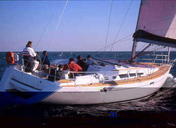 Rent a sailboat in Volos - Sun Odyssey 49 (4Cab)