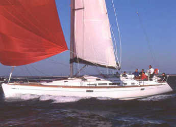 Rent a sailboat Sun Odyssey 49 (4Cab) in Volos, Volos