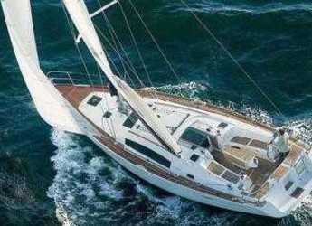Chartern Sie segelboot in Volos - Oceanis 40 (3Cab)