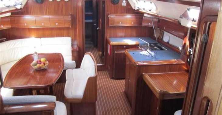 Rent a sailboat in Marina Gouvia - Bavaria 49 (5Cab)