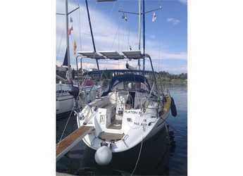 Chartern Sie segelboot in Marina Gouvia - Bavaria 38 H (3Cab)