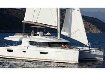 Alquilar catamarán en Real Club Nautico de Palma - Fountaine Pajot Ipanema 58
