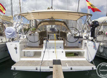 Rent a sailboat in Contra Muelle Mollet - Dufour 500 Grand Large (4Cab)