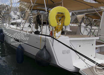 Rent a sailboat in Contra Muelle Mollet - Dufour 460 Grand Large (3Cab)