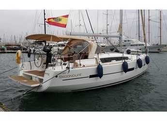 Rent a sailboat in Contra Muelle Mollet - Dufour 410 Grand Large (3Cab)