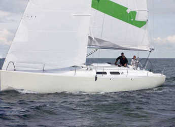 Rent a sailboat in Lemmer - Varianta 44 (3Cab)