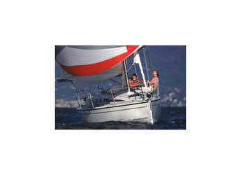 Rent a sailboat in Lemmer - Dehler 25
