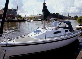 Rent a sailboat in Lemmer - Sailart 24