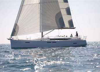 Rent a sailboat in Port of Agropoli - Sun Odyssey 449 (4Cab)