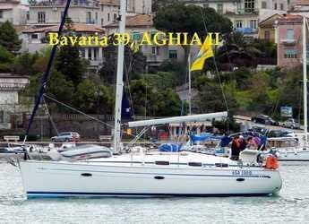 Rent a sailboat in Agropoli - Bavaria 39 Cruiser (3Cab)